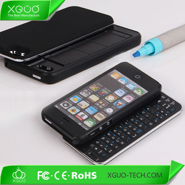 virtual keyboard for iphone 5 with Li-polymer battery cell 2mm cover