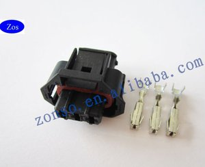 3 way AMP auto connector for Diesel injection Pump
