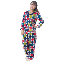 Wholesale good fabric kids pajamas