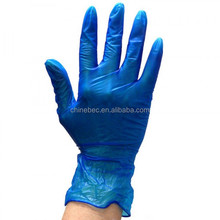 New Product Distributor Wanted Powder Free Blue Disposable PVC Glove