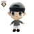 Cute Plush Cartoon Figure Toy Stuffed Little Boy Doll Children Kids Gift