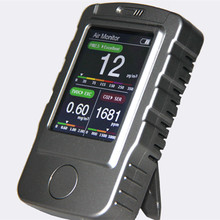 PM2.5 dust meter IAQ Particle Counter air pollution test