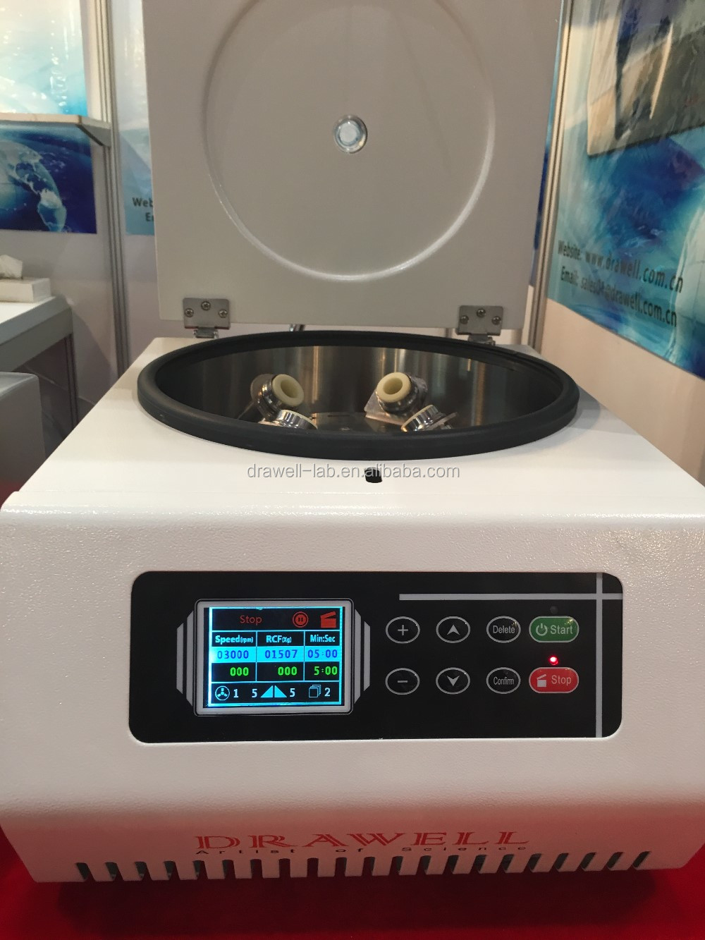 stainless steel medical high speed centrifuge TG16-W