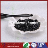 Highly durable high temperature Co-Ni ground coat vitreous porcelain enamel frit