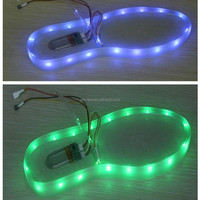 3v shoes light 3528 rgb smd led strip