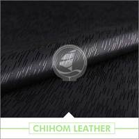 2016 Best sale Eco-friendly Anti-flame pu synthetic leather for bag shiny fabric