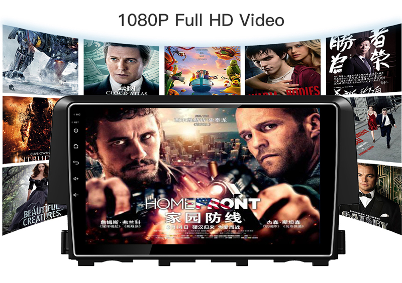 9 Inch Android 7.1 Car DVD Player, Quad Core, GPS, Radio, Bluetooth For Chevrolet Sail