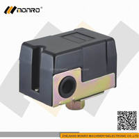 zhejiang monro water pump metal switch pressure controller krs-1
