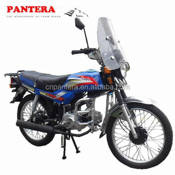 PT125-B Cheap 90cc Lifo Model Four Stroke Street Motorcycle for Sale