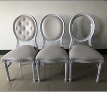 luxury resin white king throne chair for wedding event