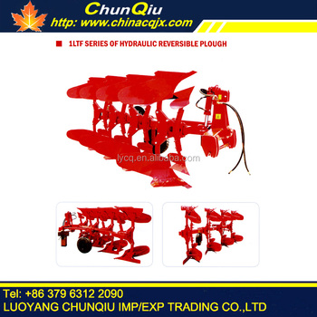 1LTF SERIES OF HYDRAULIC REVERSIBLE PLOUGH