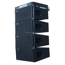 "Dual 10"" Three way loudspeaker V8 line array with PCP"