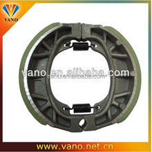 High precision and wear-resisting CG125 motorcycle brake shoe