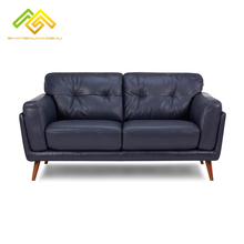 Modern dubai <strong>furniture</strong> 2 seater corner synthetic leather sofa