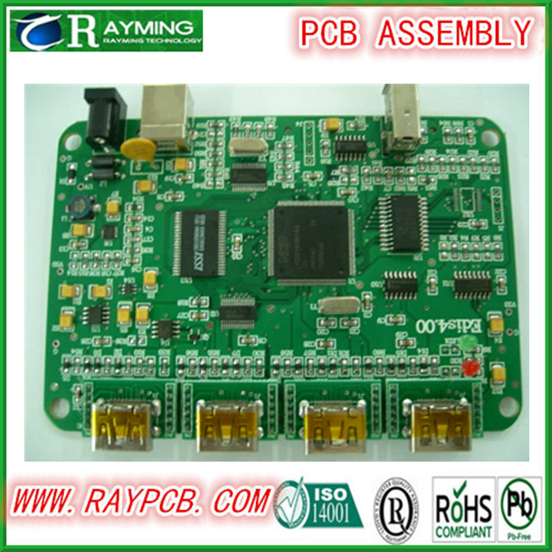 Multi surface treatment pcba, pcba for cell phone motherboard