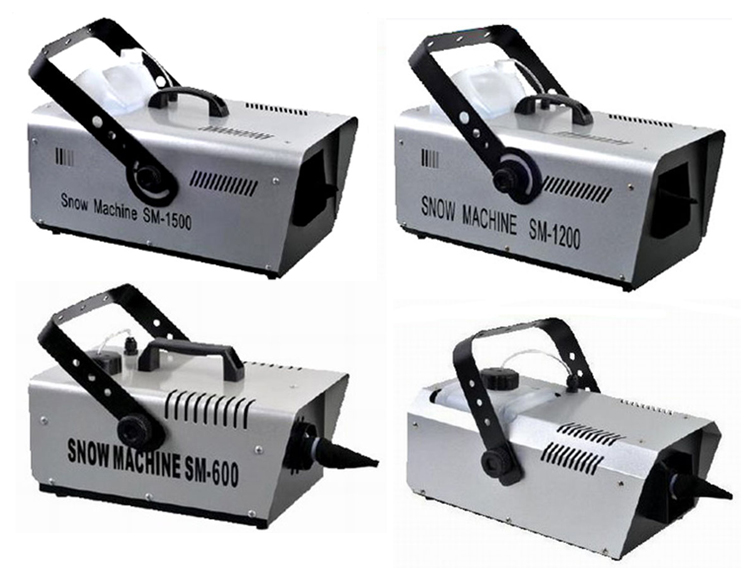 Unique design fog machine 1500w