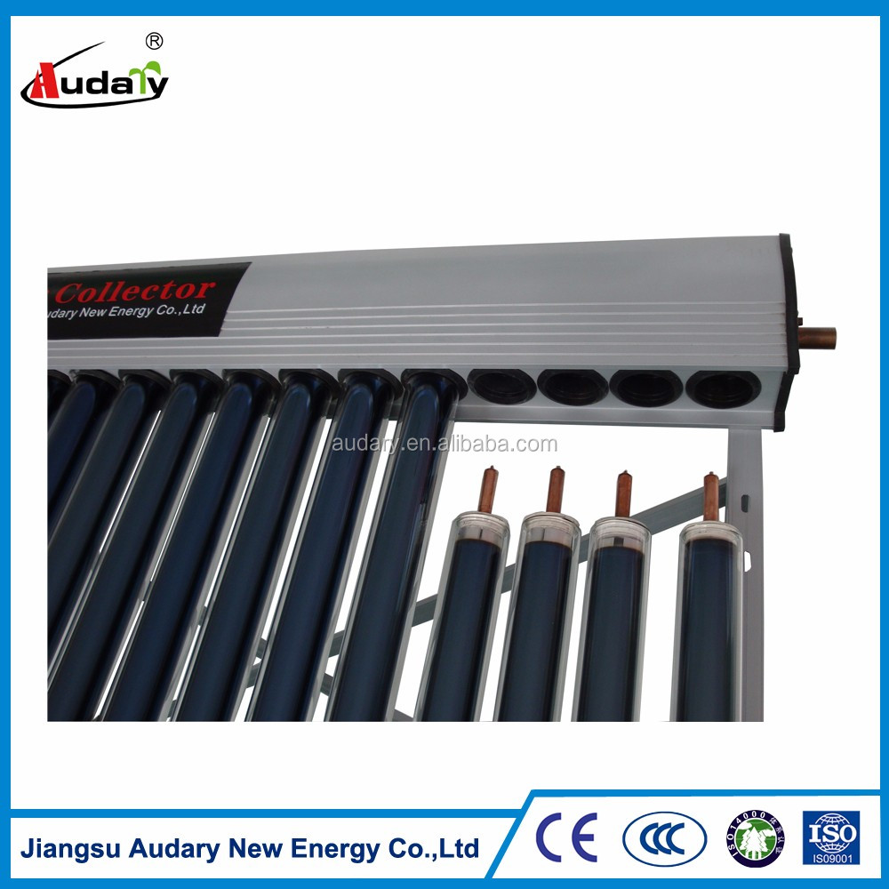 High Efficient Evacuated Tube Solar Collector