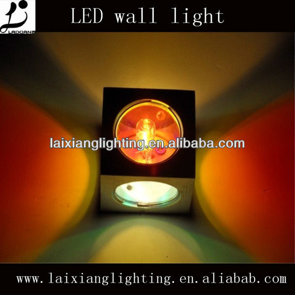 2013 disco decoration lighting CE ROHS approved recessed low power wall led