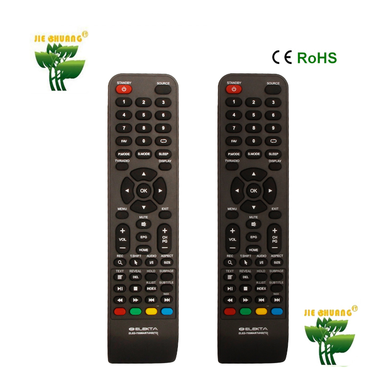 Smart universal 53 keys nobel bpl tv set top box remote control