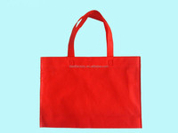 nice looking and cheap 2014 white non woven shopping bags