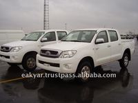 New Toyota Land Cruiser Pickup