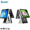 POS-C15 15 Inch all in one android touch screen pos terminal with printer