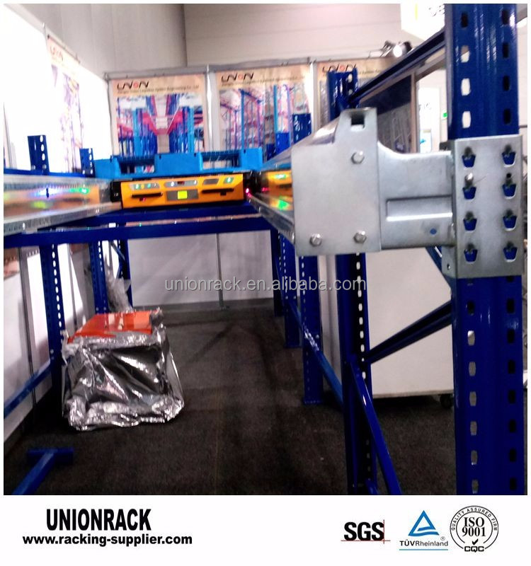 UNION - Space Saving Radio Shuttle Storage Racking System