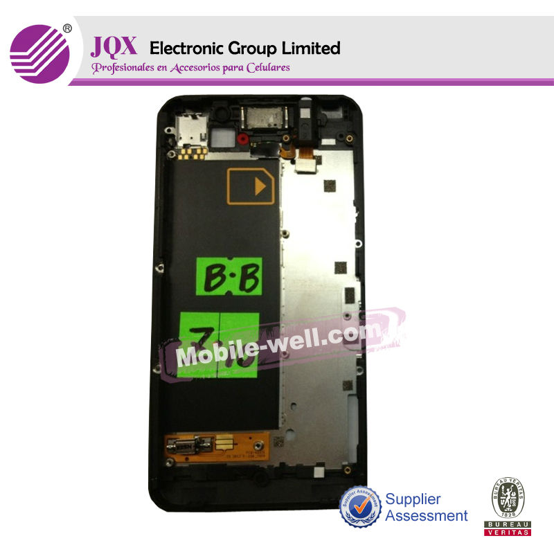 hot selling original new middle board repair parts for Blackberry z10