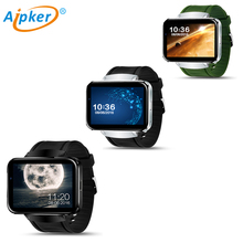 2017 Men Watches With 2.2 Inch Big Screen 3G WIFI DM98 Android Smart Watch Phone 900mAh