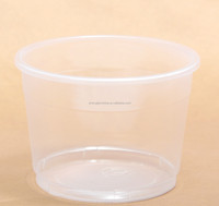 TS-15021 PP 4 OZ disposable plastic jelly cups