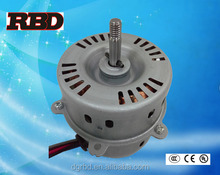 Electric Appliances Fan Capacitor motor 220v with aluminum or copper cover