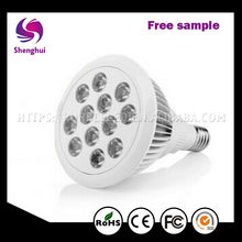 Shenghui 2017 best selling low price 12w plant light bulb red blue light LED plant grow light