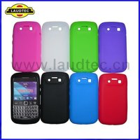 Soft Skin Silicone Case,Silicone Cover Case,for Blackberry Bold 9790,High Quality,Laudtec