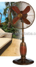 18'' metal blade pedestal fan 3 speeds with oscilation metal fan BDF-2499