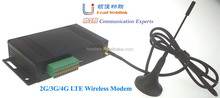 3G HSDPA modem,industrial modem,Support rs232,rs485,usb interface