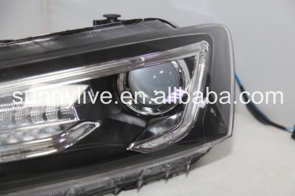 For VW New Jetta MK6 / Sagitar LED Headlight 2011-2016 year YZ Type