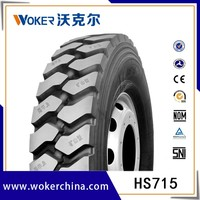 All Steel Heavy Duty New Radial Truck Tires With Label ECE Smartway 11R22.5 315/80R22.5 385/65R22.5 11R24.5 Wholesale