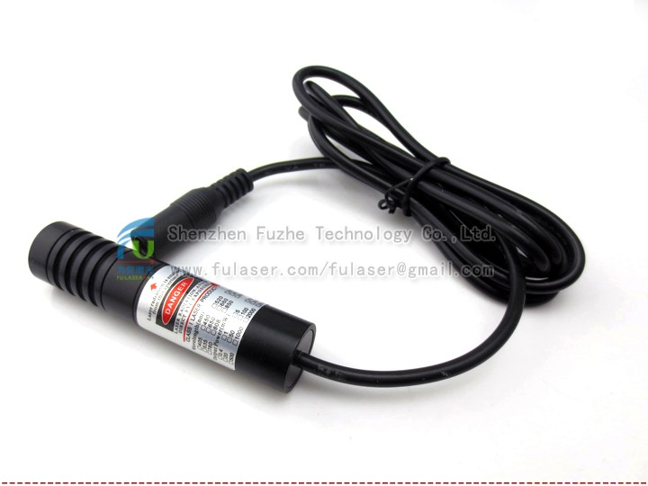 FU830AL50-GD16 820-840nm 830nm 50mW adjustable Infrared line - laser 3VDC with adjustable focus