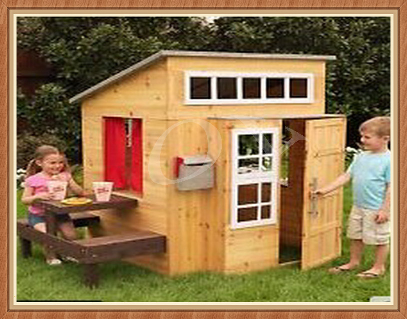 Indoor Playhouse Reveal Childrens Playground Business Plan ...