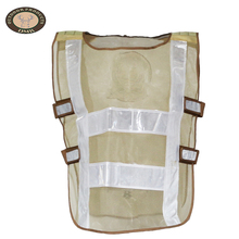 Fashion mens police reflective polyester vest <strong>safety</strong> reflective military custom outdoor