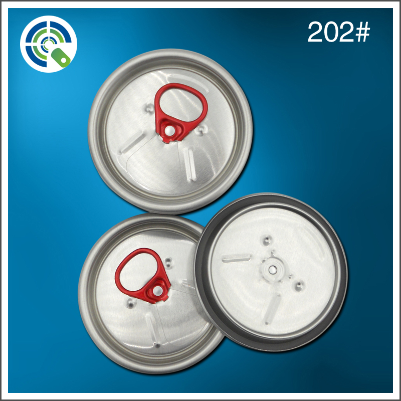 New brand 2016 easy open cap for Beverage of China National Standard