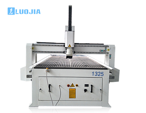 best selling!!! luojia 1325 cnc machine for slatwall panel