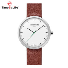 Wholesale China Cheap Western Genuine Leather Quick Release Band Vogue Womens Men Unisex Wrist Watches