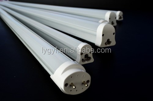 90-265volts high quality 8w t8 led red light tube 8ft