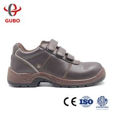 G&B company provide no lace micro fiber upper work and safety shoes online purchase