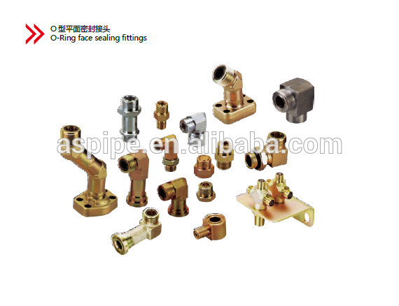 hydraulic hose crimp end fittings