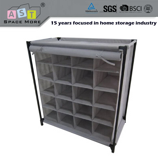 Factory direct lower price outdoor shoe rack with covers