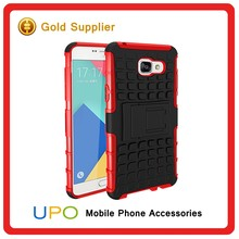 [UPO] High Quality Rugged Kickstand Hybrid Armor Shockproof Mobile Phone Case for Samsung Galaxy A5 2016 a510