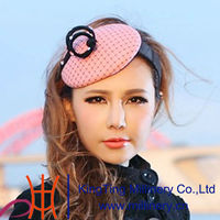 New high Good Quality Women Hats 2013 Fashion Summer Top Fascinators and Hats