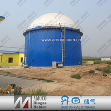 anaerobic reactor for biogas plant